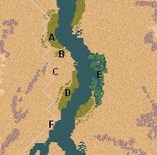 Descriptif : les missions du Moyen Empire Itjtaw10