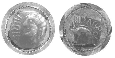 reconstitution coin BIRACOS Biraco10