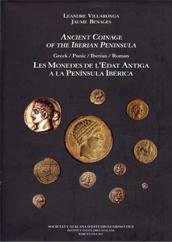 Dernier ouvrage de Villaronga : CORPUS DES MONNAIES IBERIQUES Villar10