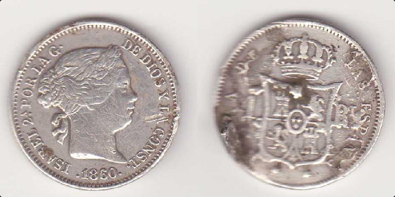 1 Real de Isabel II (Madrid, 1860) Img08311