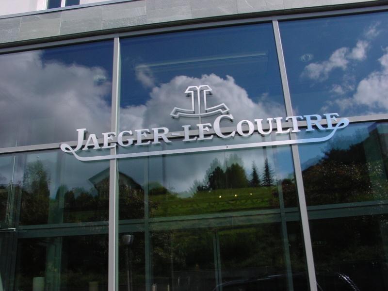 Jaeger LeCoultre et le sens de l'accueil Dsc00010