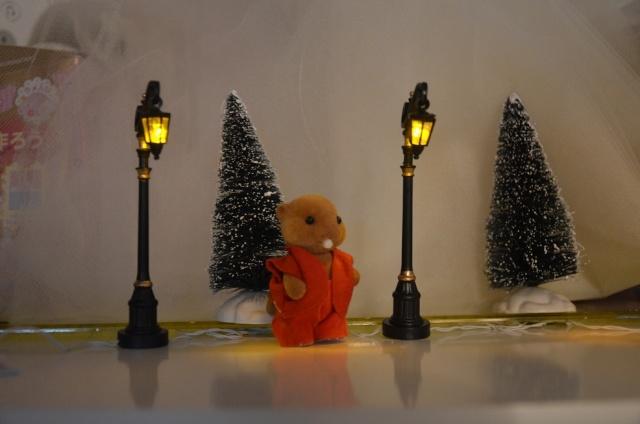 les décors de noel 2012 chez Truffaut: petite photo ajoutée Dsc_3810