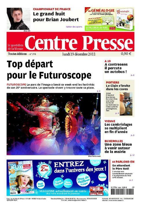 Noël 2011 / Lancement de la saison 2012 - dès le 17/12/2011 - Page 5 38281910