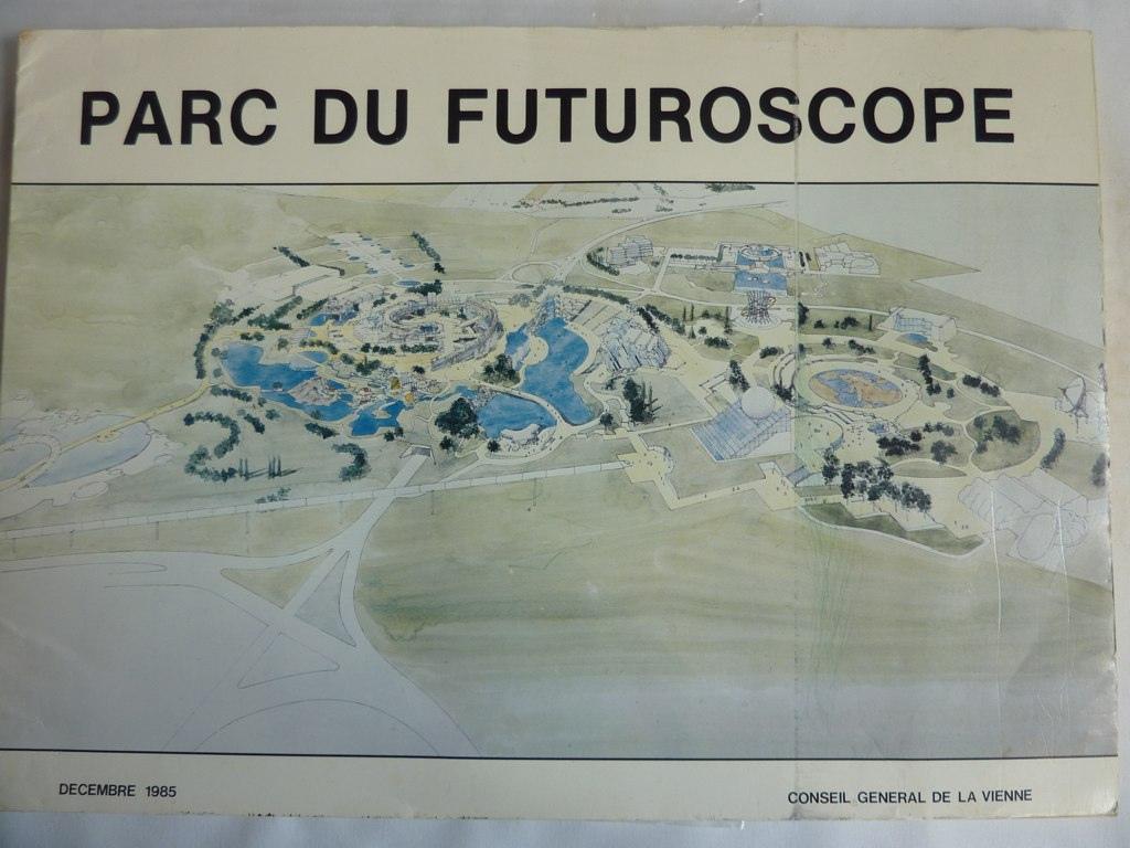 Les projets initiaux du Futuroscope (1983-1987) 63403110