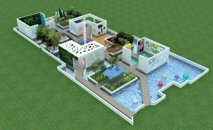 Le Jardin des Énergies - 2012 Jardin10