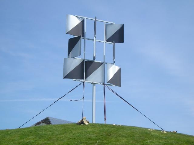 Les œuvres d'art, sculptures de Toutain, land art… - Page 9 P4163410