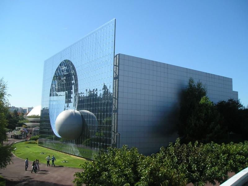 Pavillon : L'Imax 3D (1996-2014) Pa112610