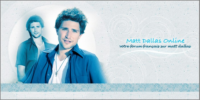 Matt Dallas Online