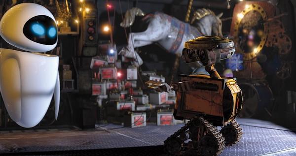 WALL• E - 2008 - Mike910