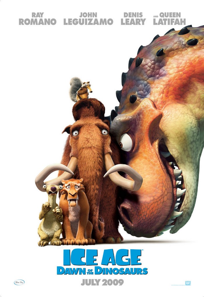 ICE AGE : DAWN OF THE DINOSAURS - 2009 - Poster10