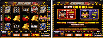 Microgaming casino two new games February Atomic10