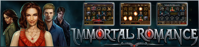 Immortal Romance New game Microgaming casinos Immort10