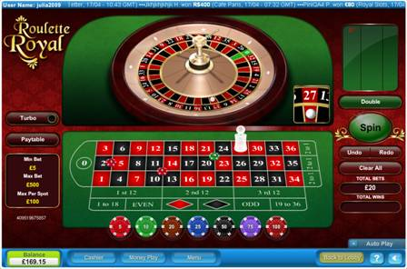 SlotsandGames New games and always $5 free Roulet10