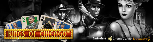 Betsson 10 free spins game Kings of Chicago Slots-10