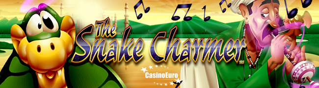 CasinoEuro game : The Snake Charmer The-sn10