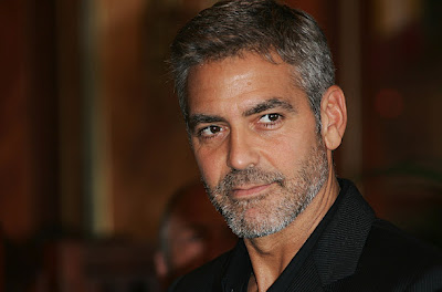 "George Clooney; CIA's ""Volunteer"" Spokesman for Horn of Africa  Georg232"