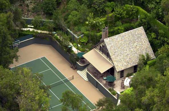 George Clooney's house - Los Angeles George81