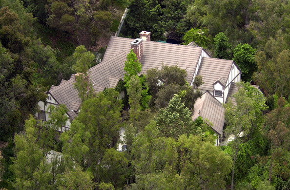 George Clooney's house - Los Angeles George82