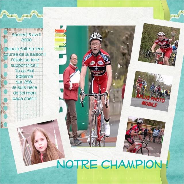 A mon tour ! Course12