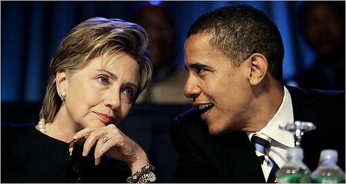 Un ticket démocrate Obama / Hillary , est-ce une bonne chose ? 36552012
