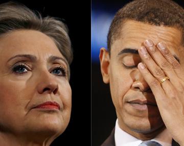 Hillary Clinton,  la colistière d'Obama …  chut Oba10