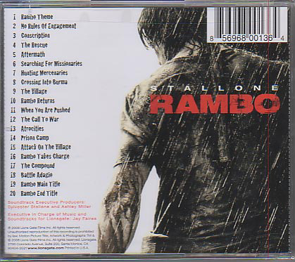 CD - (collection slystallone) - Page 3 Rambo_20