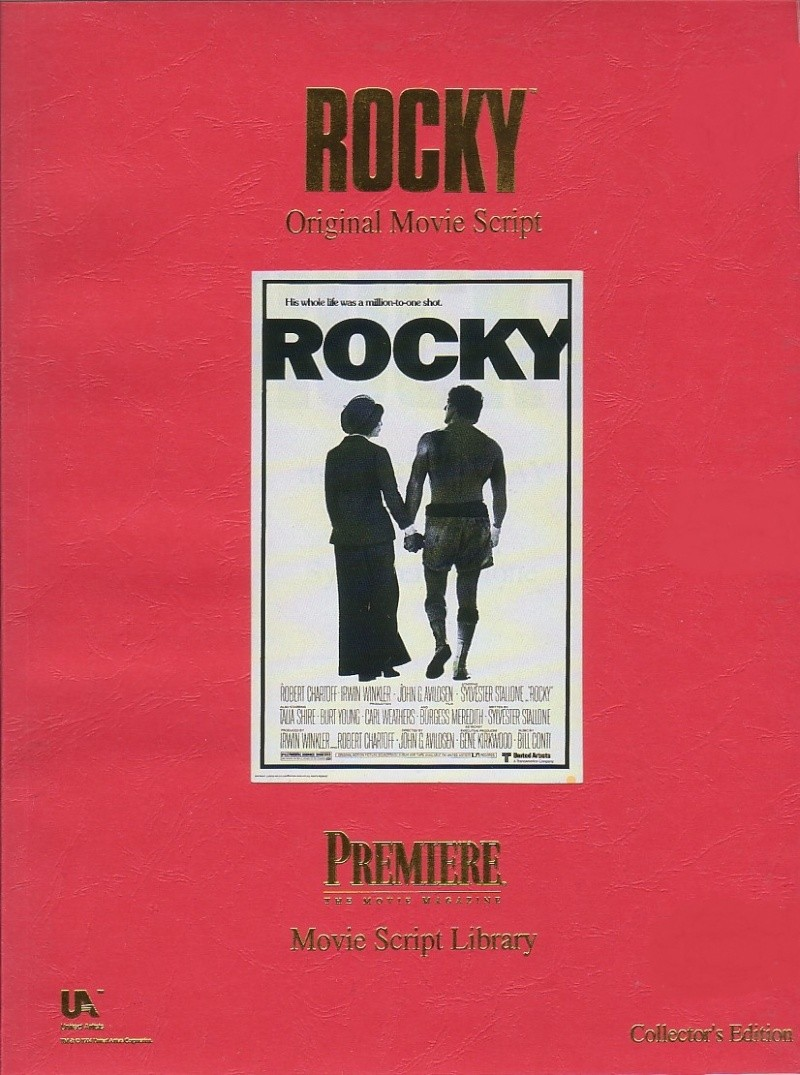 Les livres (Collection slystallone) - Page 7 Rockyo10