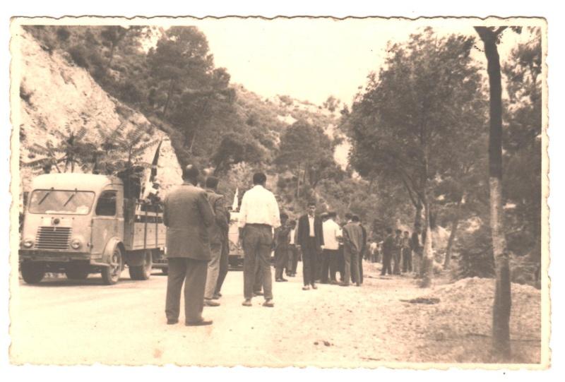 Aokas: défilé le 05 juillet 1962  11_00110