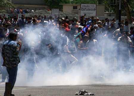 non à la politique de la repression Alger110