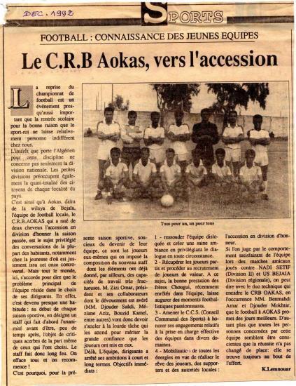 CRBAOKAS 1942: LA FIERTE D'AOKAS  Img00510