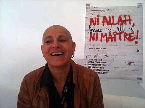 Nadia El Fani, une athée Tunisienne  Nadia-10