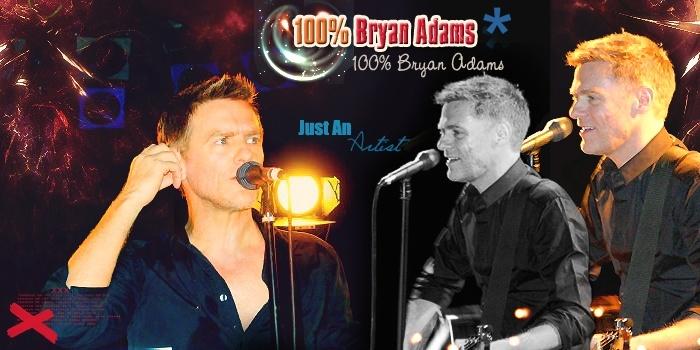 100% Bryan Adams