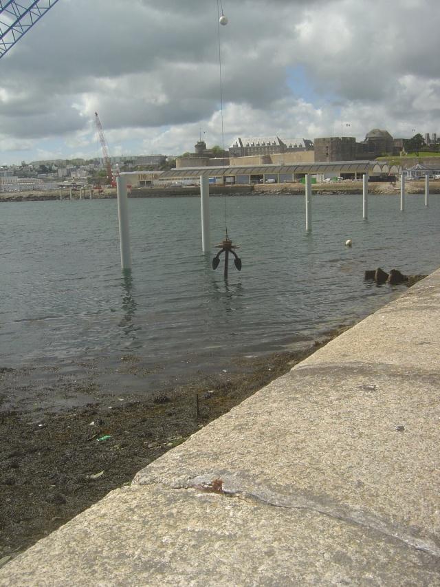 Le port de plaisance de BREST CHATEAU Dsc04324