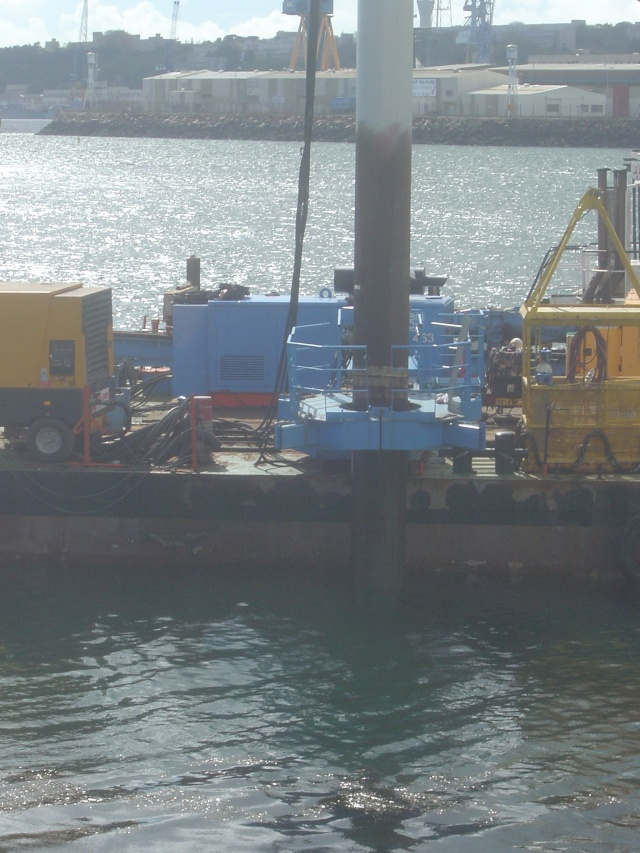 Le port de plaisance de BREST CHATEAU Dsc04328