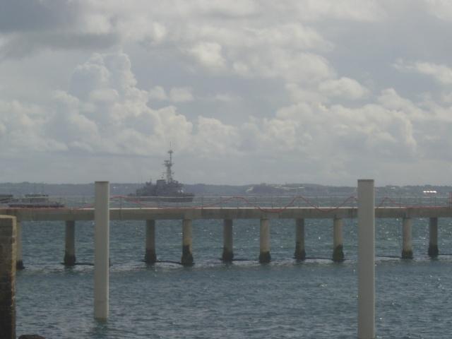 Le port de plaisance de BREST CHATEAU Dsc04329