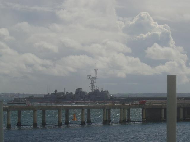 Le port de plaisance de BREST CHATEAU Dsc04330