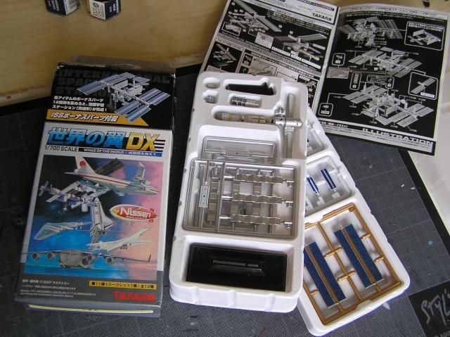 ISS 1/700 Takara P6110010