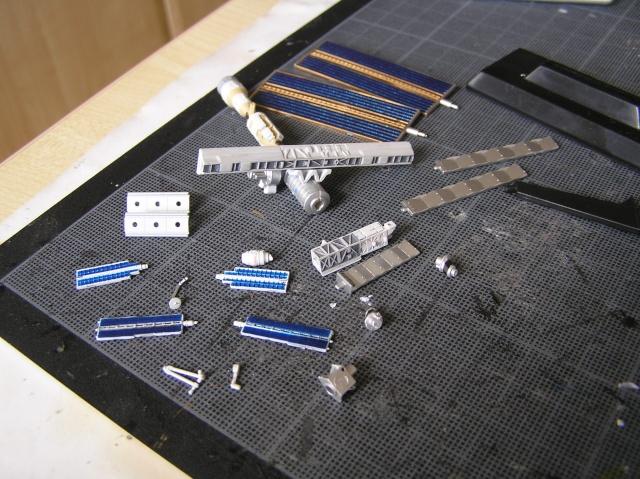 ISS 1/700 Takara P6110011