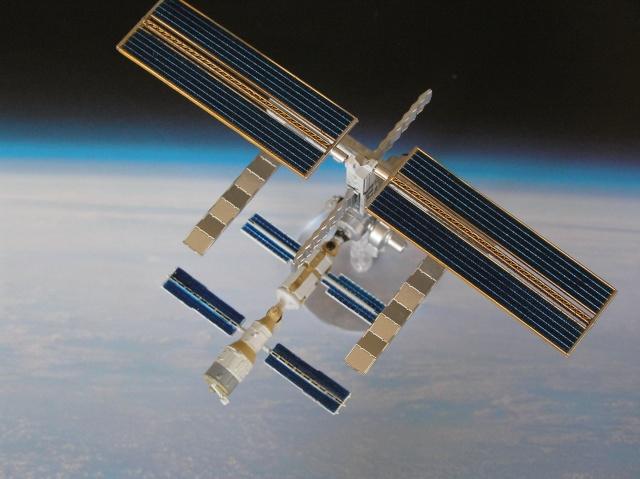 ISS 1/700 Takara P6110012