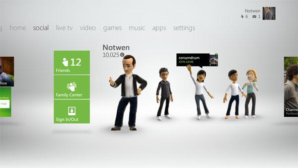 Nouvelle mise à jour Xbox 360 de la dashboard Dashbo10