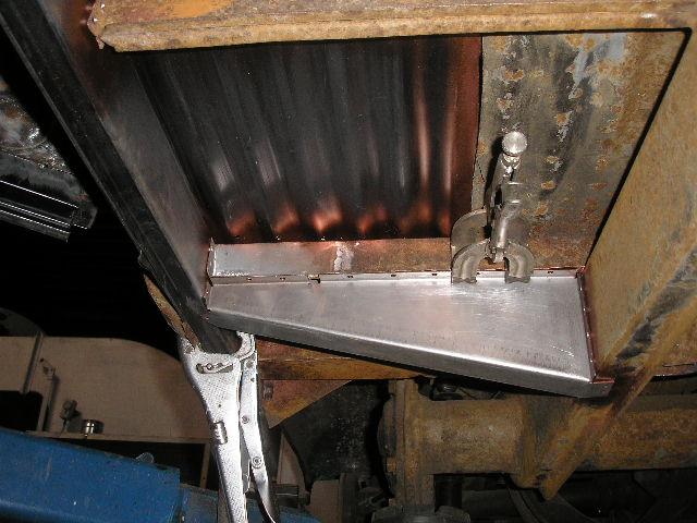 Restauration du combi Split 65 - Page 3 Photo_36