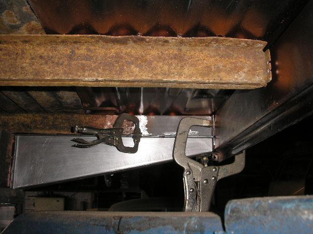 Restauration du combi Split 65 - Page 3 Photo_37