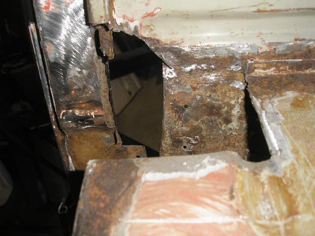 Restauration du combi Split 65 - Page 3 Photo_42