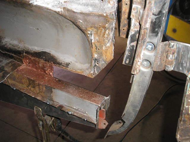 Restauration du combi Split 65 - Page 3 Photo_43