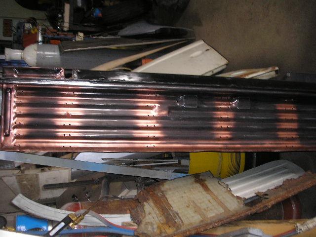 Restauration du combi Split 65 - Page 3 Photo_45