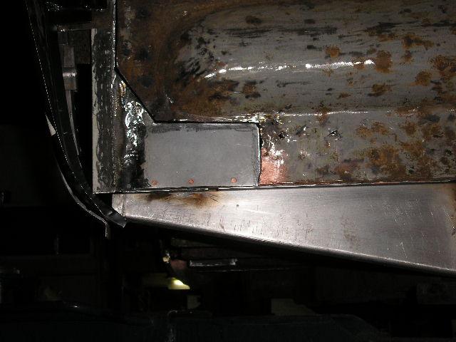 Restauration du combi Split 65 - Page 3 Photo_48