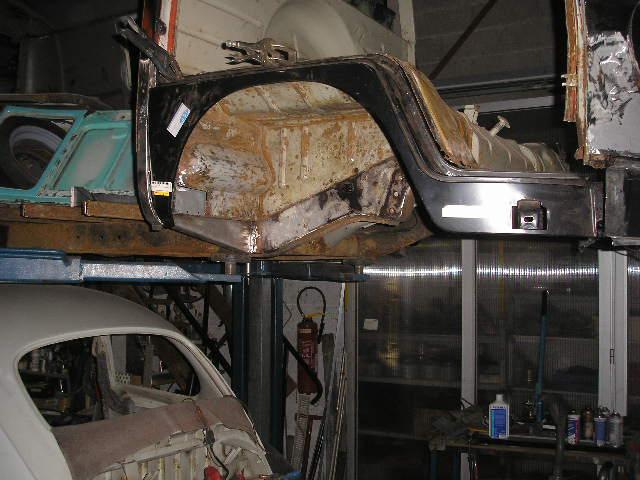 Restauration du combi Split 65 - Page 3 Photo_49