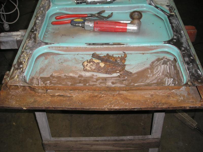 Restauration du combi Split 65 - Page 3 Photo_51
