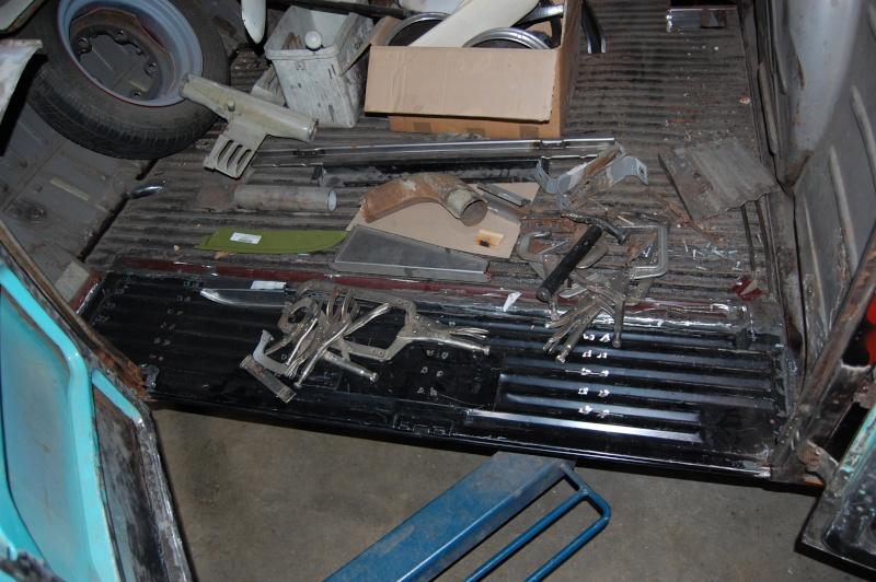 Restauration du combi Split 65 - Page 3 Photo_72