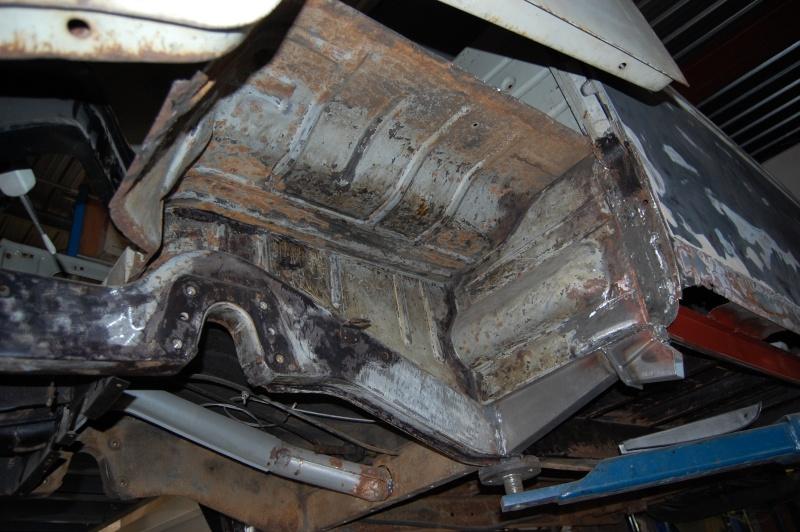 Restauration du combi Split 65 - Page 3 Photo_73